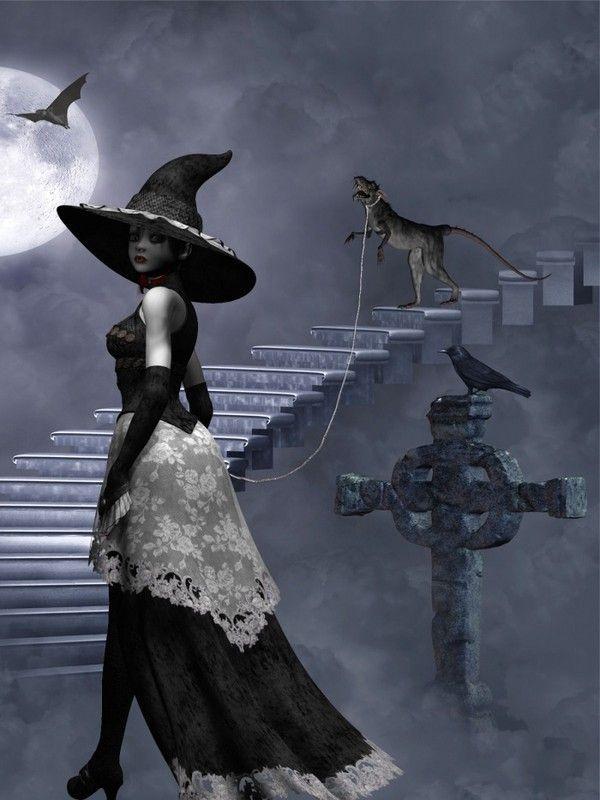 Tous ce qui est en rapport avec halloween, sauf les sorcière - Page 4 048bb38a