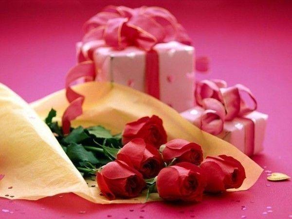 Rose  ... fleur & cadeau