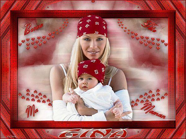 Fête des mères ... Belle image