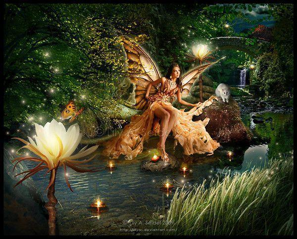 Imaginaire ... fées