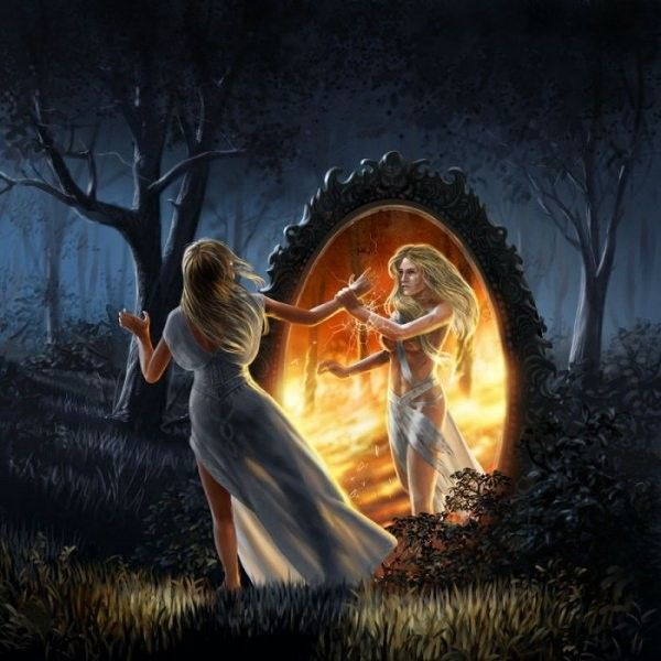 Imaginaire  .. Singulier miroir !