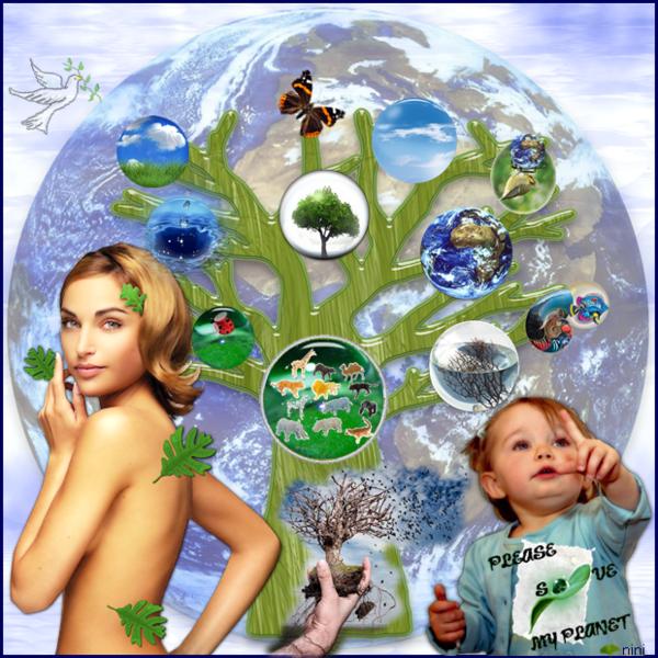 Terra  ... Journée de la Terre  ... Pour Vous si vous aimez