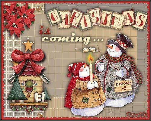 Bientôt Noël  ....