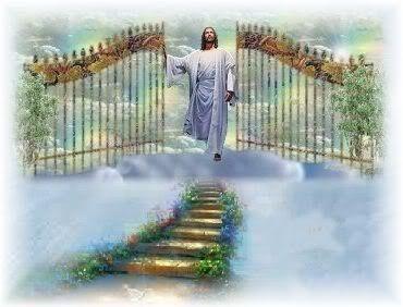 Spiritualité  .. porte du Paradis
