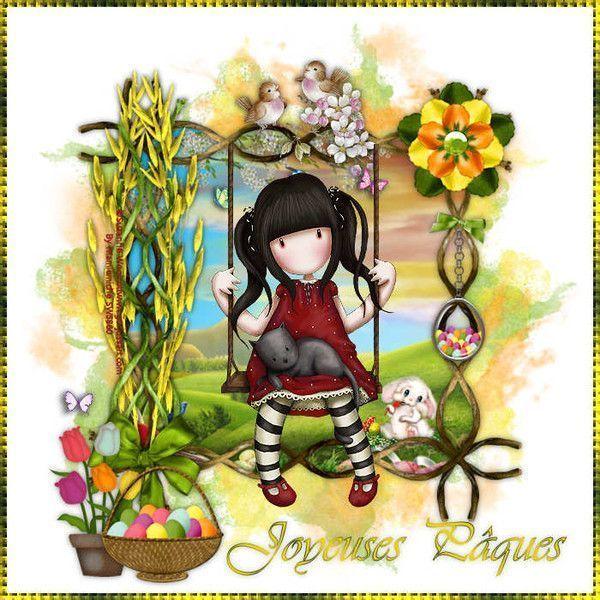 Pâques .... Belle image