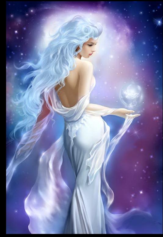 Bleu ... belle image
