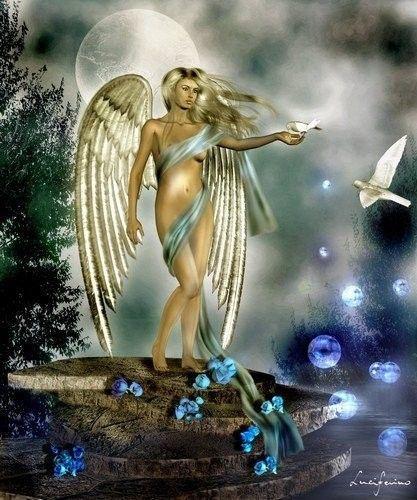 Imaginaire  ..  ange