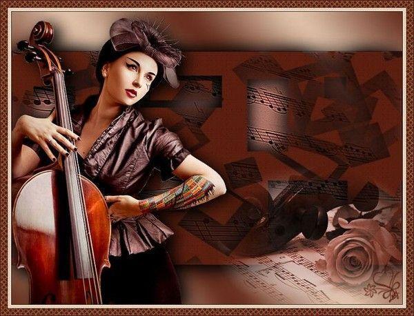 Musique  ... Belle image