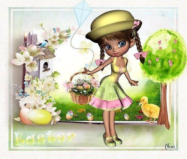 Pâques  ... Joyeuses Pâques à Vous