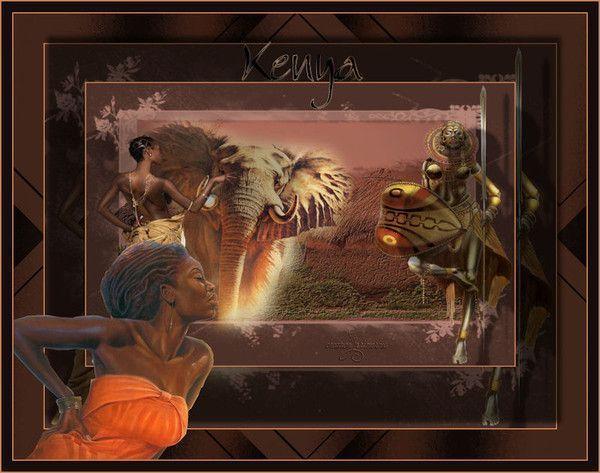 Afrique ... Belle image