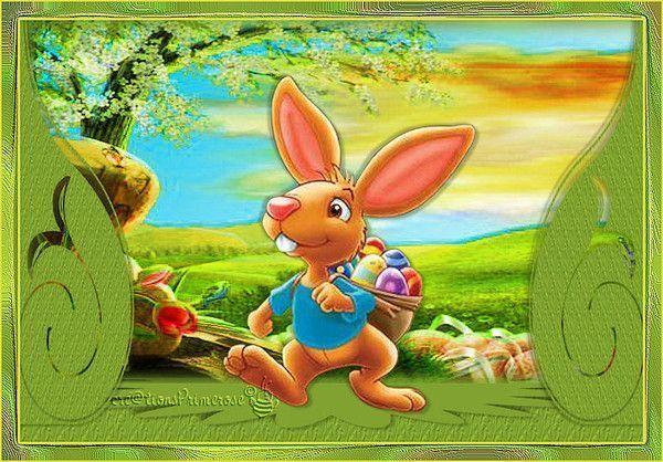 Pâques ... Belle image