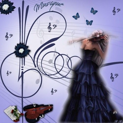 Musique ..
