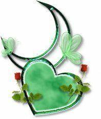 Vert comme ... coeur