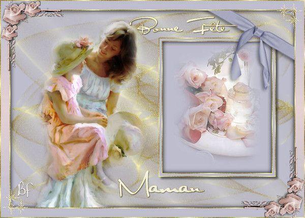 Fete des mères ... Belle image