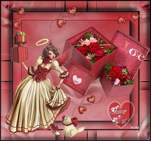 Amour  ... Ti Kdo :-))