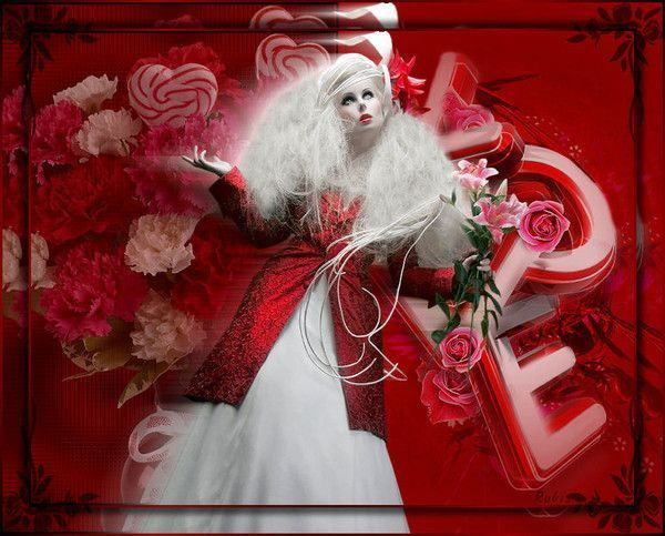 Amour ... Belle image