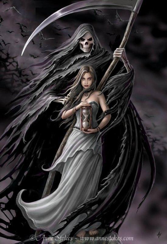 Imaginaire  ... la mort