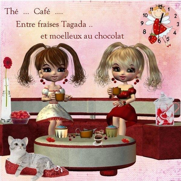 Blog de corine : qui ne tente rien, n'a rien !, I Miss You(Relaxing, romantic music) Le café de l'amitié avec vous tous (Théma) texte