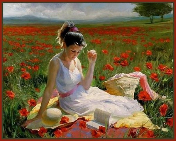 Coquelicot  ... Belle image