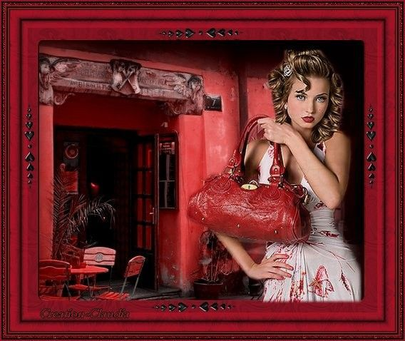 Rouge ... Belle image