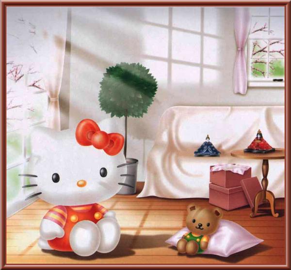 Hllo Kitty ...