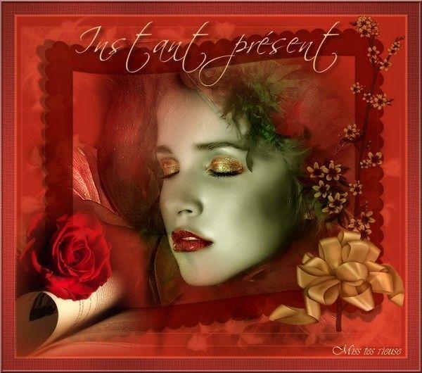 Rouge  ..  belle image