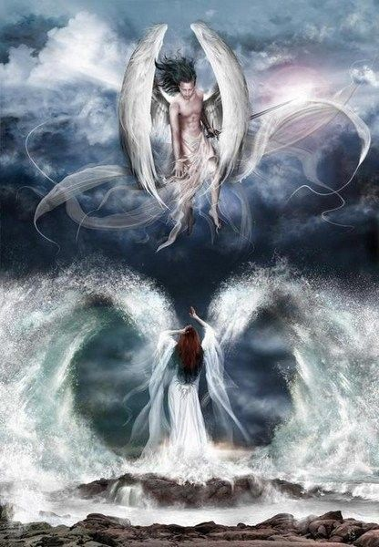 Imaginaire  ... ange