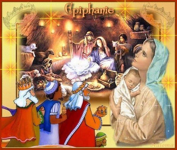 Epiphanie  ... belle image