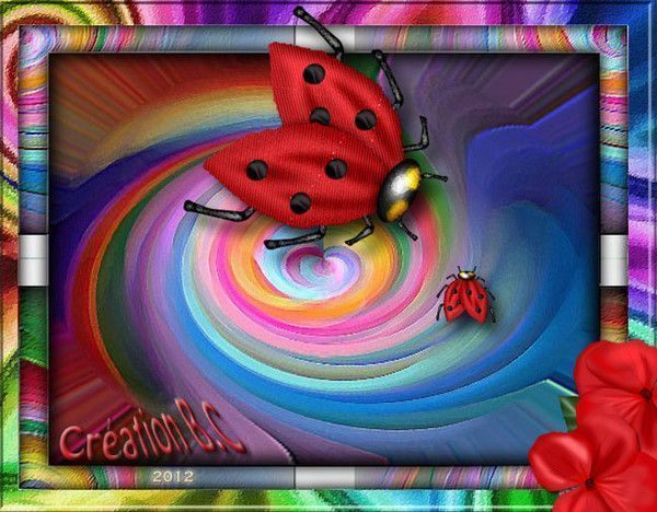 Colorido ... Belle image chez ma popine Cléo