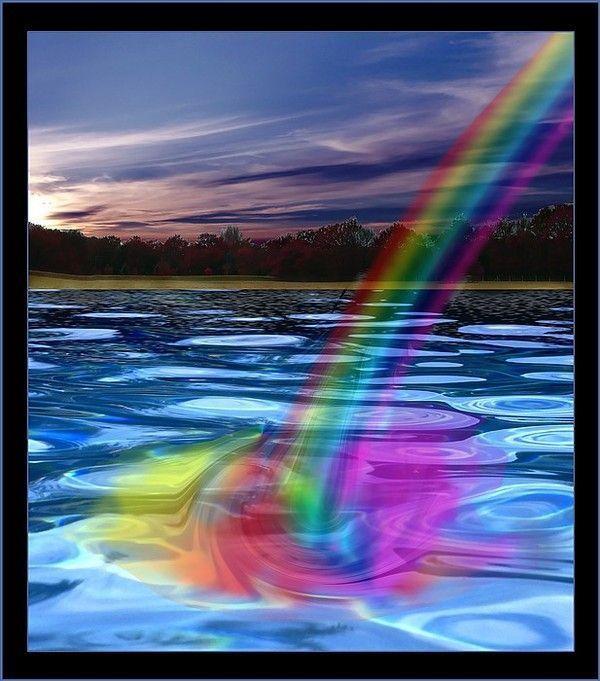Colorido ... arc-en-ciel