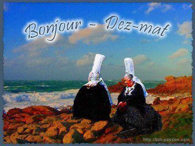 Bretagne ...dez mat