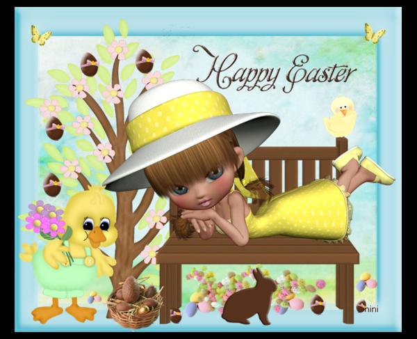 Pâques ... pour vous si vous aimez