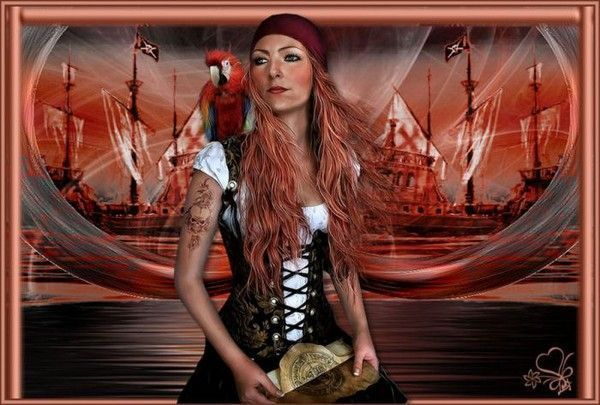 Pirate ... Belle image