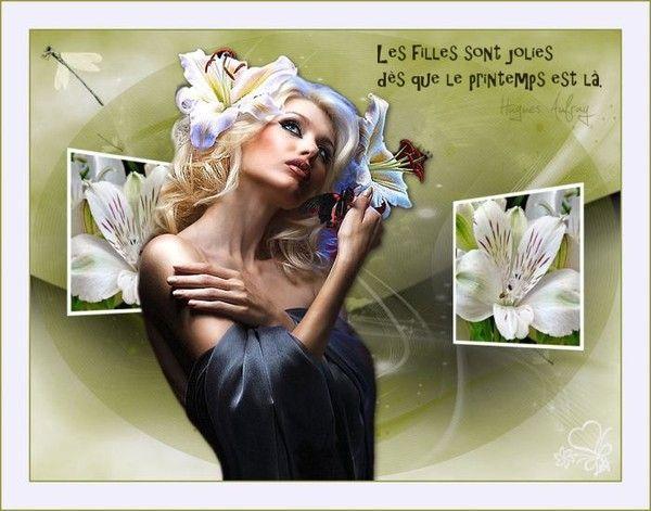 Printemps ... Belle image