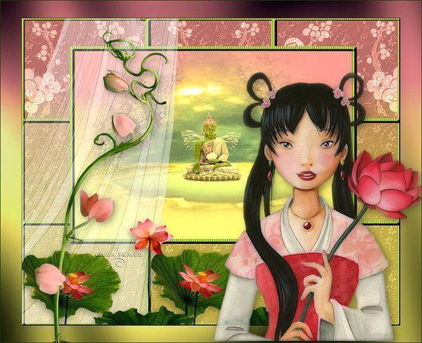 Belle image  .. Zen