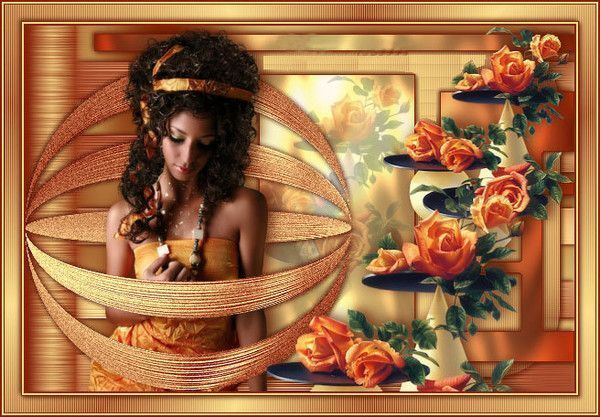 Orange  .. belle image