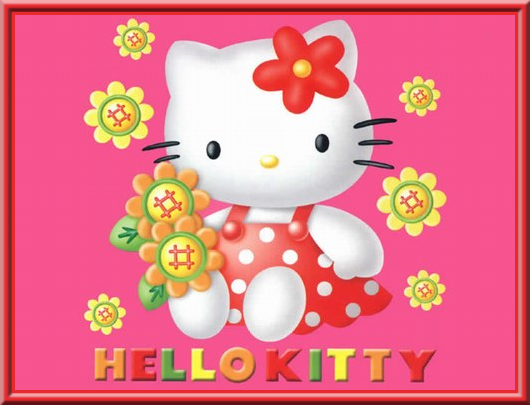 Hello Kitty ...