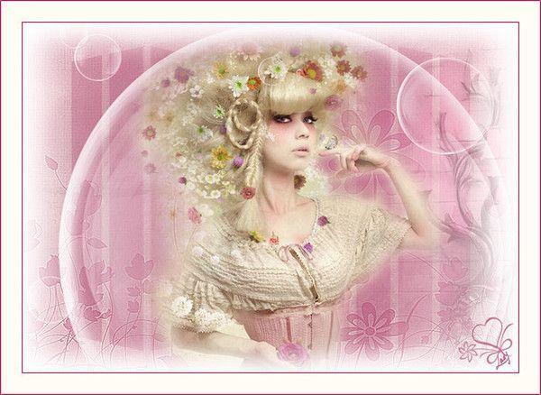 Rose ... Belle image ...