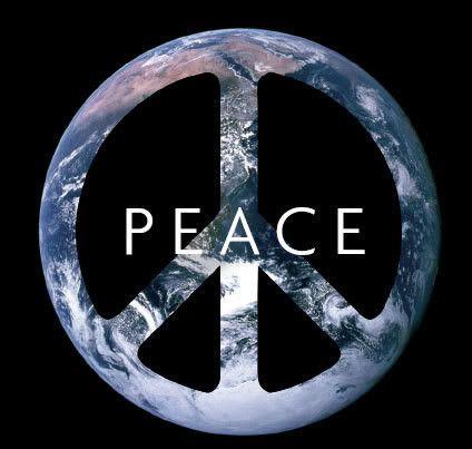 Terra  ... PEACE