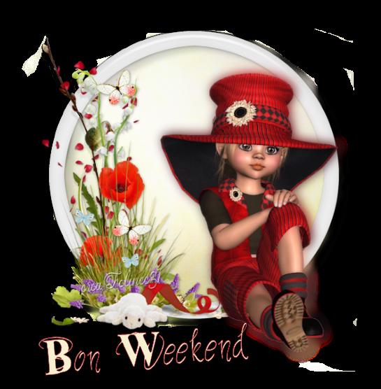 Bon week-end à Vous
