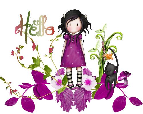 """"""" hello """"  ....  Bonjour à Vous  ...."""