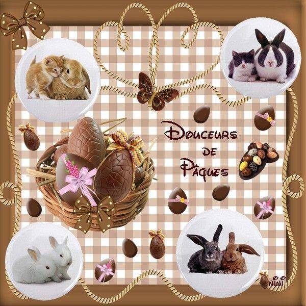 Pâques ... pour vous si vous aimez  ...