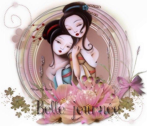 Bonjour .. Bonne Journée à Vous