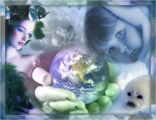 Terra  .... Belle image