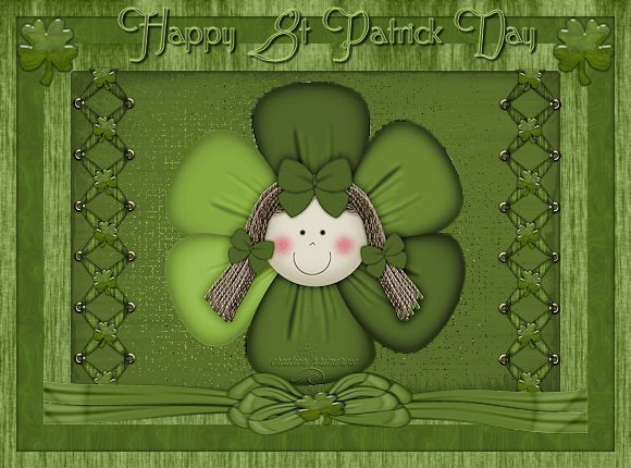 St-Patrick ... Belle image