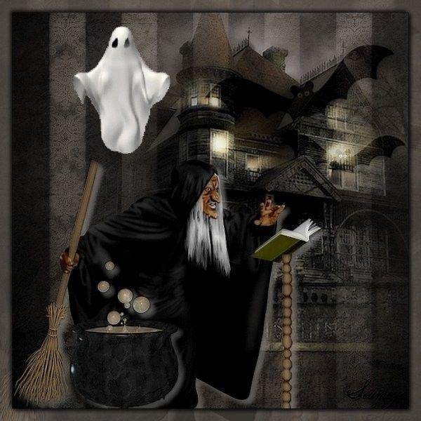 Imaginaire  ... sorcière