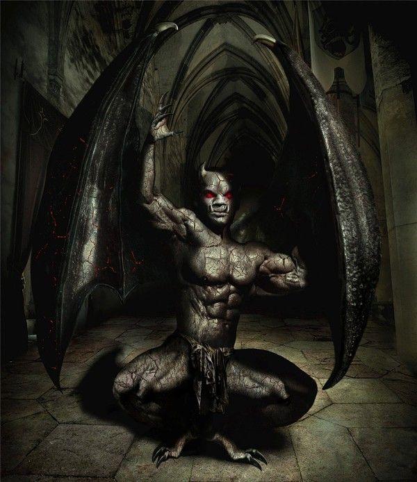 Imaginaire  ... vampire  .. démon