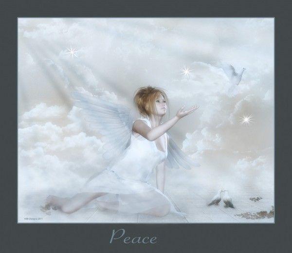 Terra ... Belle image pour la Paix ...