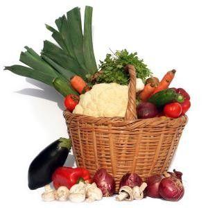 Miam divers ... légumes ;-))