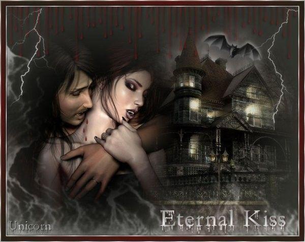 Imaginaire ... Fantastique ... Vampires